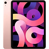 Neu Apple iPad Air (10,9 Zoll, Wi-Fi, 256 GB) - Roségold (Neuste Modell, 4. Generation)