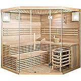 Home Deluxe Skyline XL Big Cabine de sauna, avec accessoires