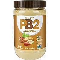 Bell Plantation PB2 Plain Peanut Butter Powder - 1lb Jar