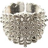 Marrocu Gioielli - Fede sarda campidanese in argento 4 fili