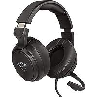 Trust Cuffie Gaming GXT 433 Pylo con Microfono a Scomparsa, Driver da 50 mm, 3.5 mm Jack, Filo, Over Ear, per PS4, PS5…