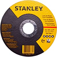 Stanley SS Cutting Wheel 4 1/2  Inch  25 Nos Box STA8061