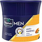 Parachute Advansed Men Hair Cream, Anti-Hairfall,With Almond Oil, 100 gm