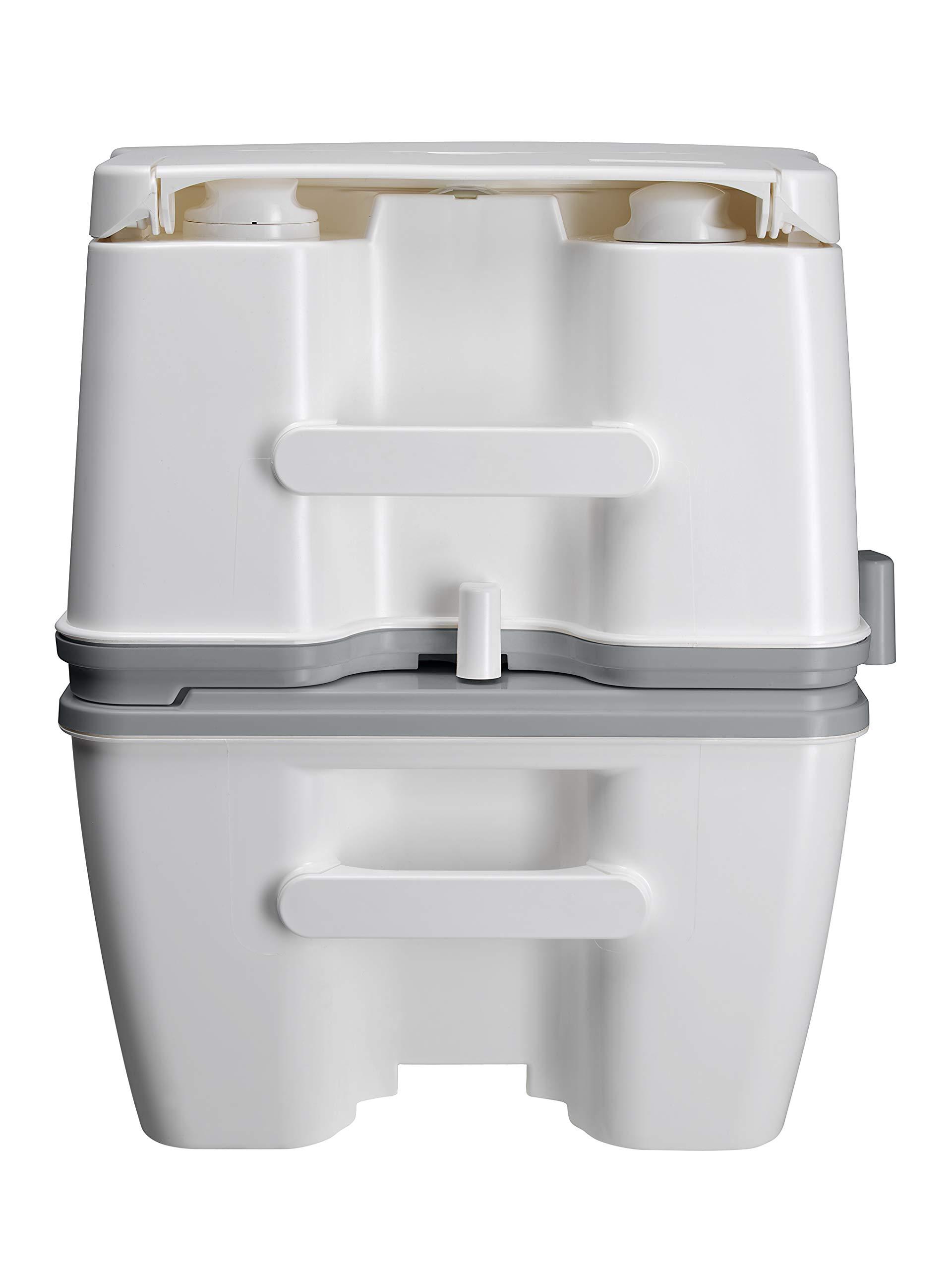 Thetford 92305 Porta Potti 565P Excellence Portable Toilet (Manual), 448 x 388 x 450 mm 12