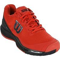 WILSON Rush Pro 3.0 Poppy, Chaussures de Tennis Homme