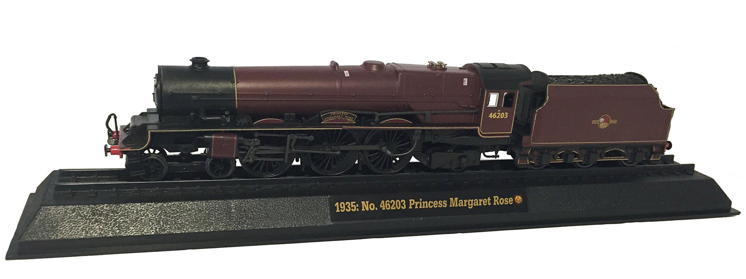 No. 46203 Princess Margaret Rose - 1935 Diecast 1:76 Scale Locomotive Model (Amercom OO-19)