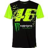 Valentino Rossi - Camiseta de manga corta con diseño de monstruo