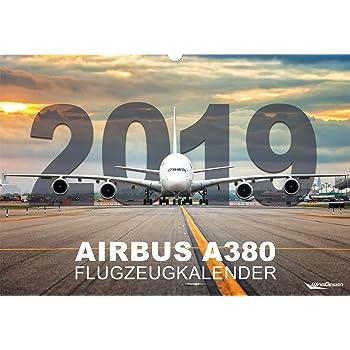 Calendrier 2019 : Civil Aviation 2019 - Le calendrier pour