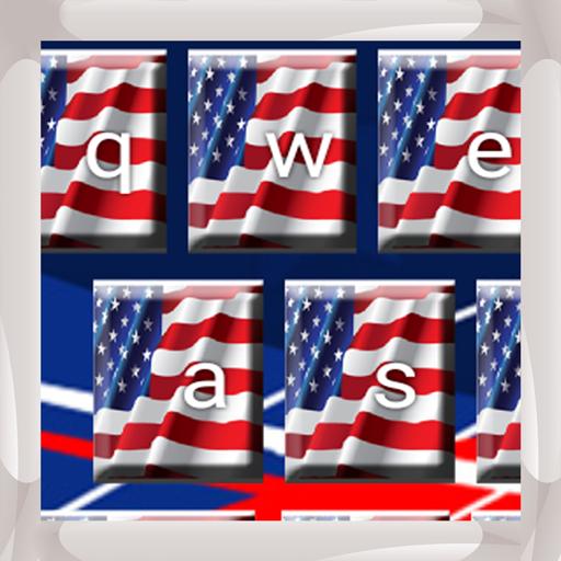 Amerikanische Tastaturen