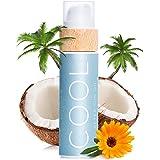 COCOSOLIS COOL Lozione Doposole con Olio di Cocco – Crema Corpo Idratante con Olii Biologici – Prolunga l'Abbronzatura dopo i