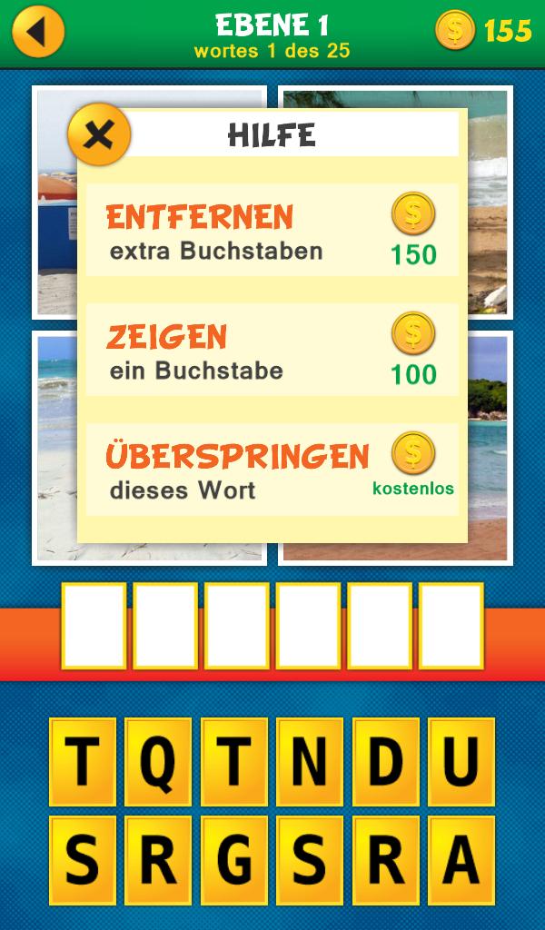 4 Bilder 1 Wort Rätsel: Was ist das Wort?: Amazon.de: Apps für Android