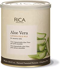 Rica Liposoluble Aloe Vera Wax for Sensitive Skin, 800ml/28.2 Fl.Oz