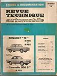 Revue technique automobile : Renault...