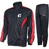 TECTIKO Tracksuits for Men Jogging Running Winter Sports Suits Sweatshirts Pants Gym Training Coat Long Sleeves Slim Fit Jogg