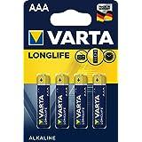VARTA LR03/AAA 1.5V BL/4 Longlife Pile Jetable