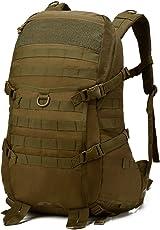 Mardingtop 30L Rucksack Erwachsene Taktischer Trekkingrucksacke Reiserucksack Outdoor Wanderrucksacke