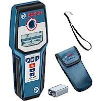 Bosch Professional Rilevatore GMS 120 (Profondità di Rilevamento Max. Legno/Metallo Magnetico/Metallo Non Magnetico/Cavi…