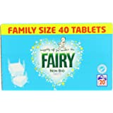 Fairy Non Bio Tablets 40 Pack 20 Wash 1320G