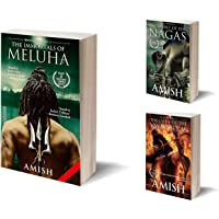 Exclusive Shiva Trilogy Collection by Amish Tripathi
