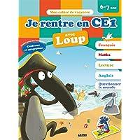 Cahier de vacances de Loup - du CP au CE1 (ed. 2020)
