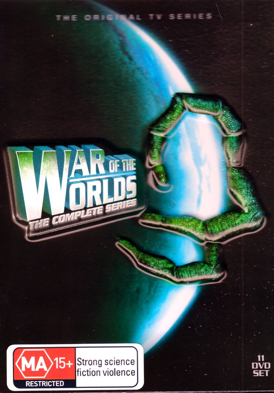 War of the Worlds - Complete Series [Edizione: Francia]