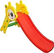 eHomeKart Garden Slide for Kids - Playtool Rabbit Foldable Slider - for Boys and Girls - Perfect Slides / Toys for Home, Indo
