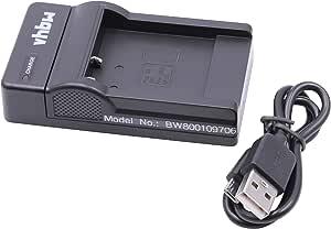 Vhbw Usb Akkuladegerät Kompatibel Mit Sony Cybershot Kamera