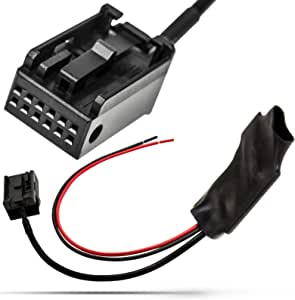 Auto Bluetooth Empfänger Modul Aux Adapter Anschluss für BMW X5 X3 Z4 E83 E85