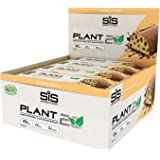 Science in Sport SiS Plant20 Bar Cookie Dough, 12 X 64g