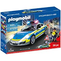 Playmobil - Porsche 911 Carrera 4S Police - 70066