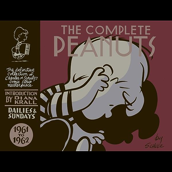 The Complete Peanuts Vol. 6: 1961 1962 (English Edition