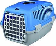Trixie Capri Pet Carrier, Pastel Blue (19x13x12-inch)