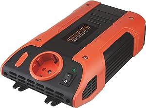 Black Decker Bdpc400 Qs Spannungswandler 500 Watt Mit 12v Buchse Auto