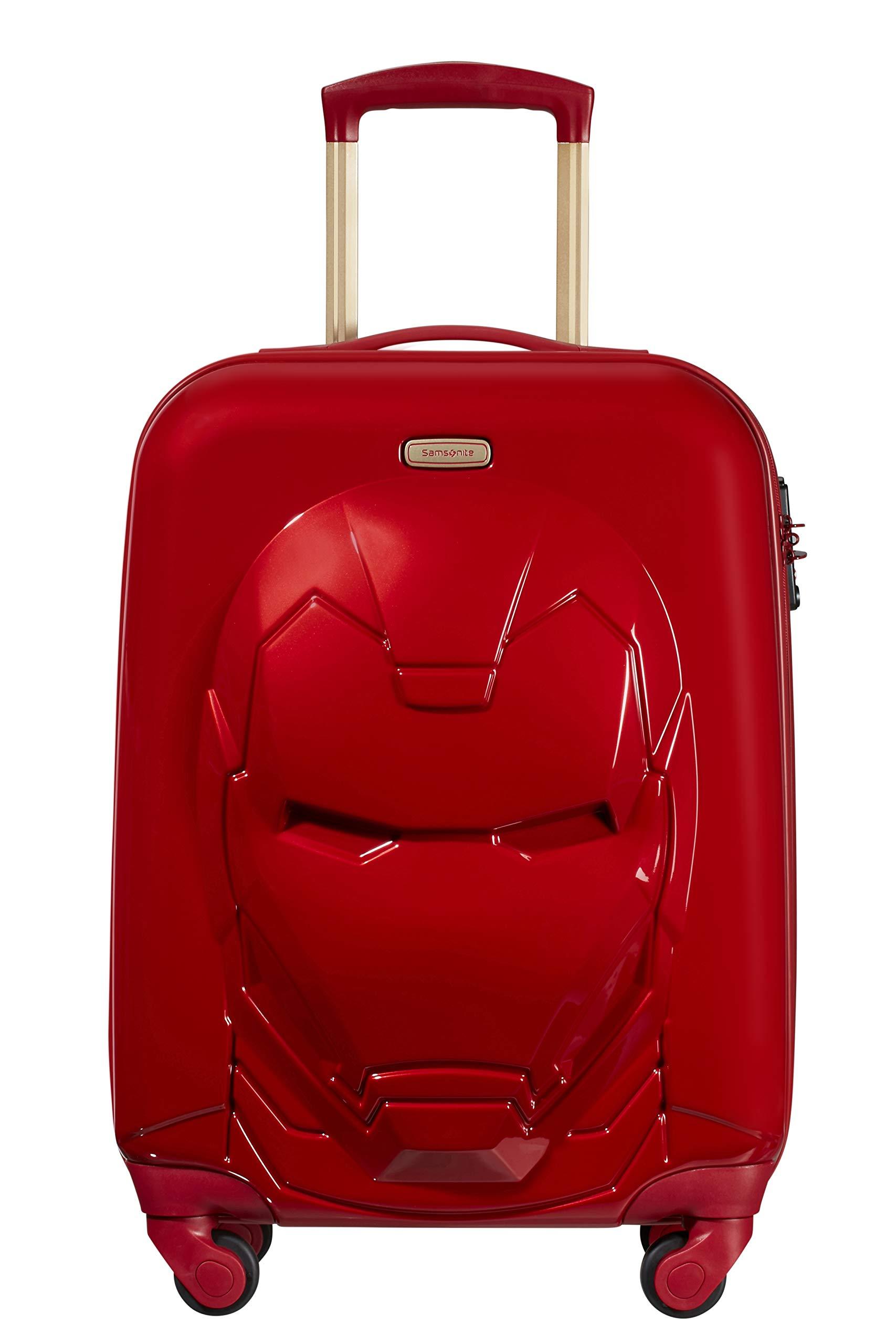 Samsonite Disney Ultimate 2.0 – Equipaje de Mano, 55 cm, 35.5 l, Rojo (Iron Man Red)