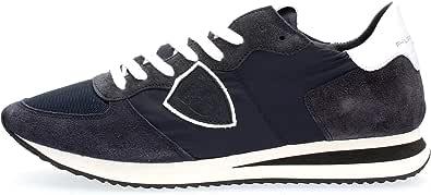 Philippe Model Sneakers Trpx Uomo Blanc/Blue