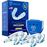 Dentance Professional Dental Guards – Set of 4 USA Designed Mouth Guard - Custom Fit - No BPA - Dental Guards for Teeth…