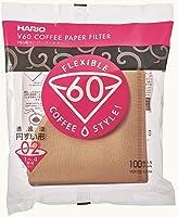 Hario VCF-01–100m Papierfilter, 1adet