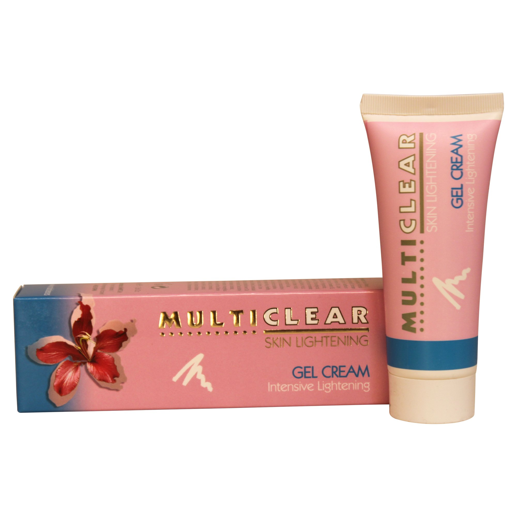 Gel Crema Aclarador Intensivo MULTICLEAR – 40ML. Crema antimanchas Ayuda a combatir las manchas oscuras de la piel y…