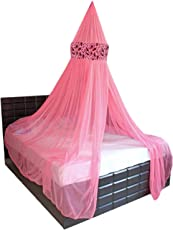 Creative Textile Stylish Mosquito Net for Double Bed