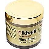 Khadi Omorose Raw & Organic Shea Butter, 100 Gm