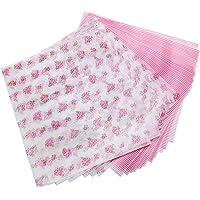 TsunNee Papier d'emballage alimentaire en papier ciré pour gâteaux, emballage cadeau, pour artisanat du fromage, 25 x 22…