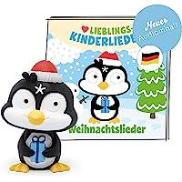 tonies Hörfiguren für Toniebox, Lieblings-Kinderlieder – Weihnachtslieder, Kinderlieder ab 3 Jahren, Spielzeit ca. 54…