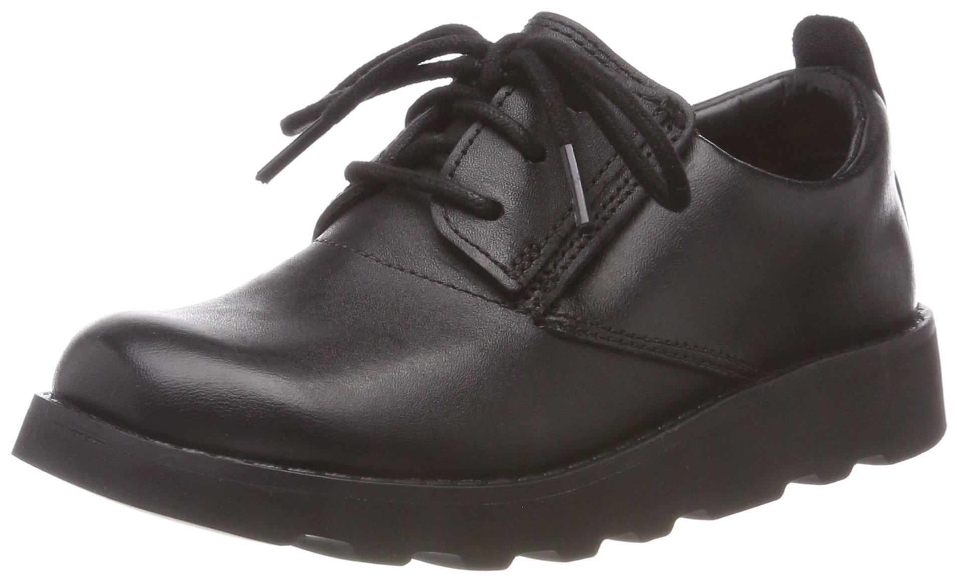 Clarks Crown London, Zapatos de Cordones Derby Niños