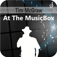 Tim McGraw At The MusicBox
