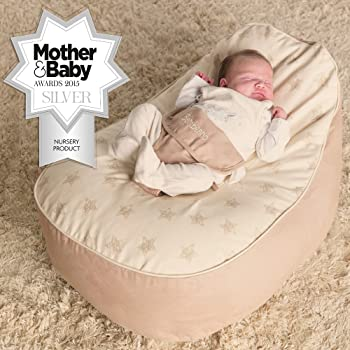 Magnificent Personalised Pre Filled Baby Bean Bag Chair Seat Newborn Ocoug Best Dining Table And Chair Ideas Images Ocougorg