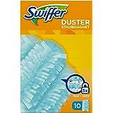 Swiffer Duster Recharges Plumeaux Attrape-Poussière, 60 Plumeaux (Lot de 6 x 10)