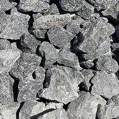 Basalt-Natursteine für Gabione HYPERIT Körnung 32 - 56 mm -800kg Gabionen-Steine von Gabiona bei Du und dein Garten