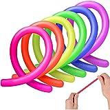 AMEITECH Colorful Juguetes de Estiramiento Sensorial Fidget Ayuda a Reducir la Inquietud Debida al Estrés y la Ansiedad por A