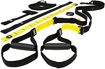 Lets Play TRX Training Basic Suspension Trainer Kit, Full Body, 20 Minute Workouts