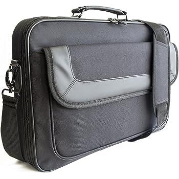 "Allcam Forward CS01 Professional Quality 15"" & 15.6"" Laptop Bag / Laptop Carry Case / Messenger Bag, Super Strong hold 8Kgs"